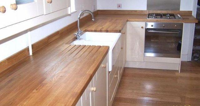 Столешницы на кухню – особенности выбора