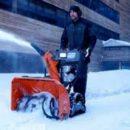 Бензиновая снегоуборочная техника от Husqvarna