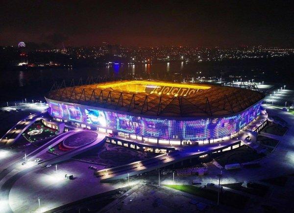 Эксперты назвали стадионы ЧМ-2018 с самым лучшим Интернетом